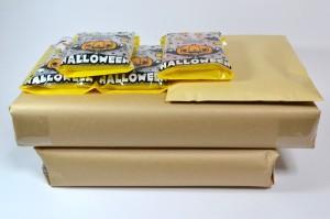 ハロウィン梱包